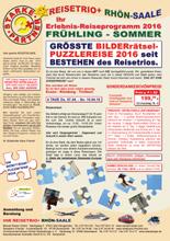 Reisetrio Digitale Broschüre